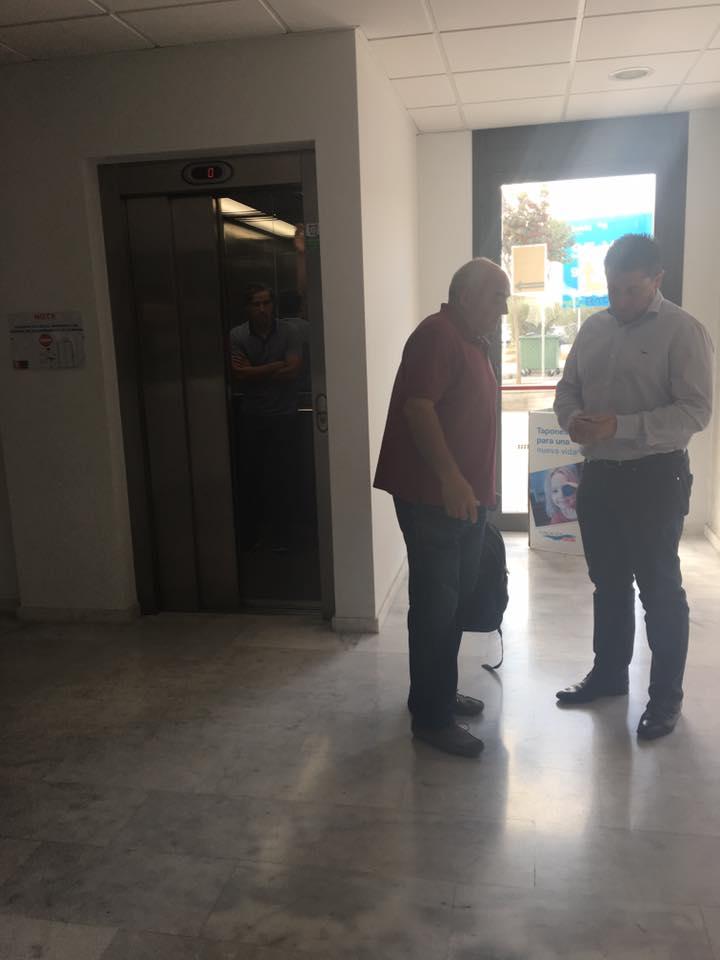 COMUNICADO DE RAÚL GARRIDO, ex-técnico CDE