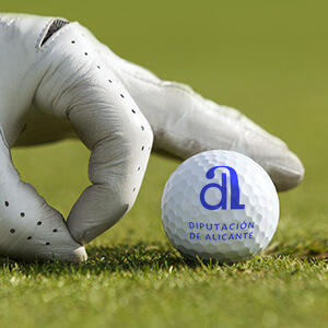 I Torneo de Golf Diputación de Alicante 1