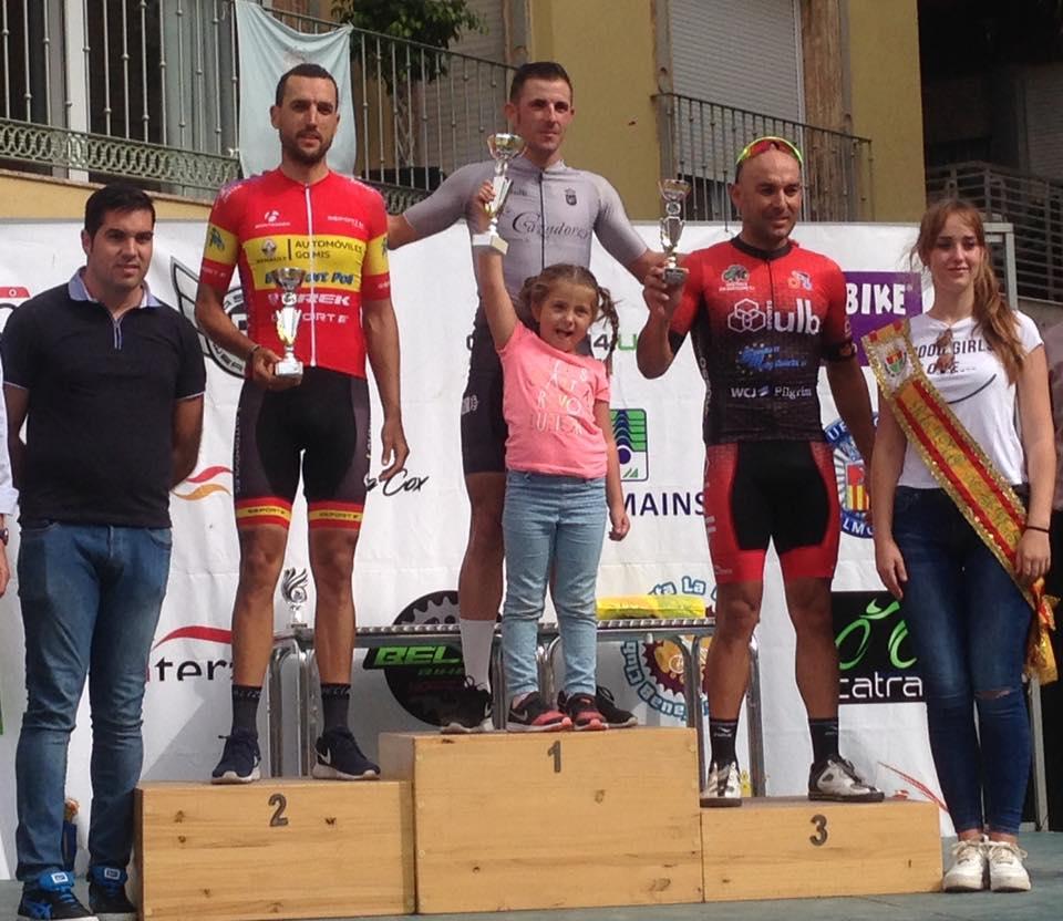 Álex Santateresa 2º en Pilar de la Horadada, etapa final de la Interclub Vega Baja