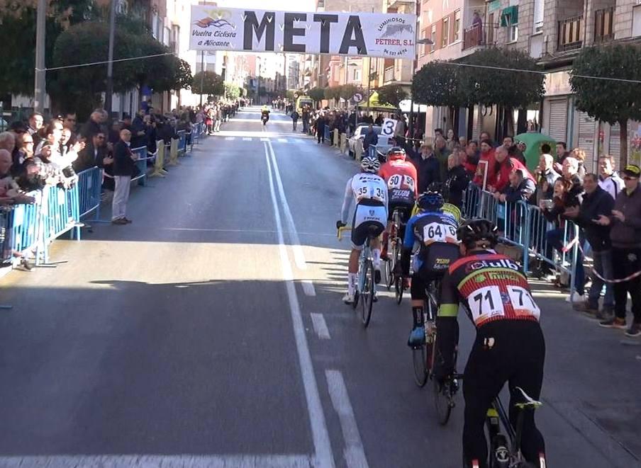 Sergio Verdú estrena la temporada con un 4º puesto en el I Memorial Juan Miguel Martínez