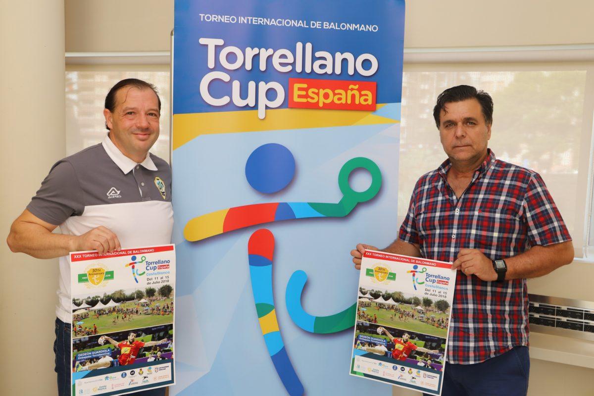 PRESENTADA LA 30ª EDICIÓN DE LA TORRELLANO CUP