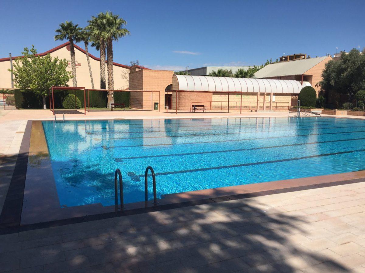 Arranca la temporada de verano en las piscinas de Petrer