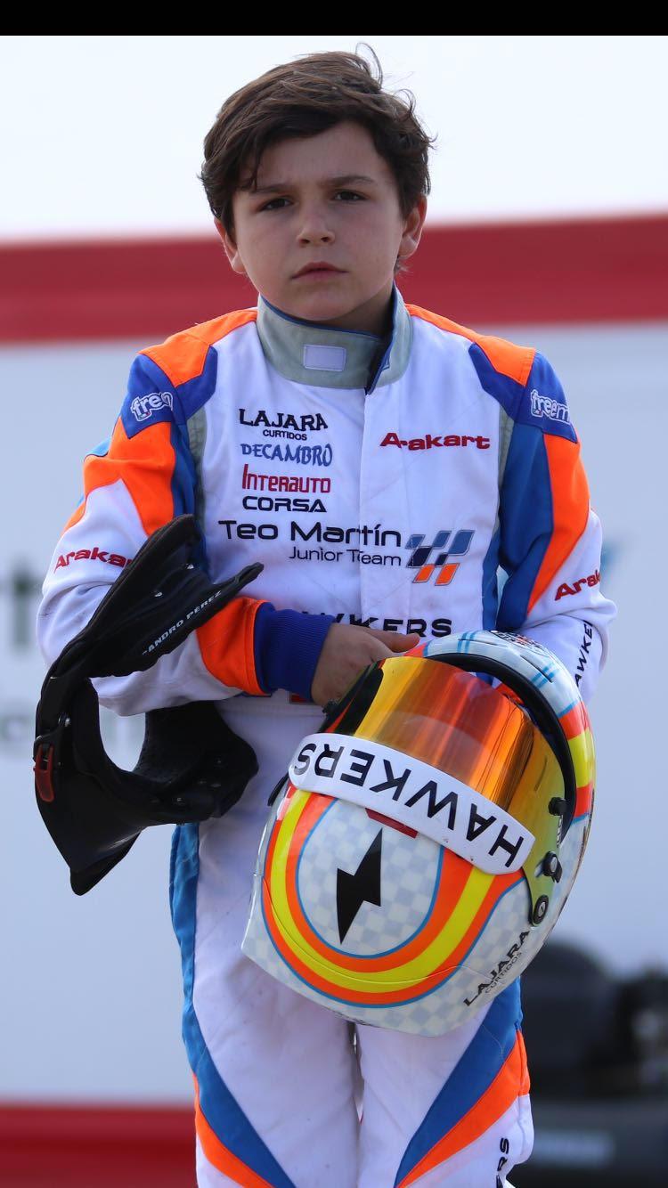 Increíble remontada del eldense Sandro Pérez en las Series Rotax de Motorland