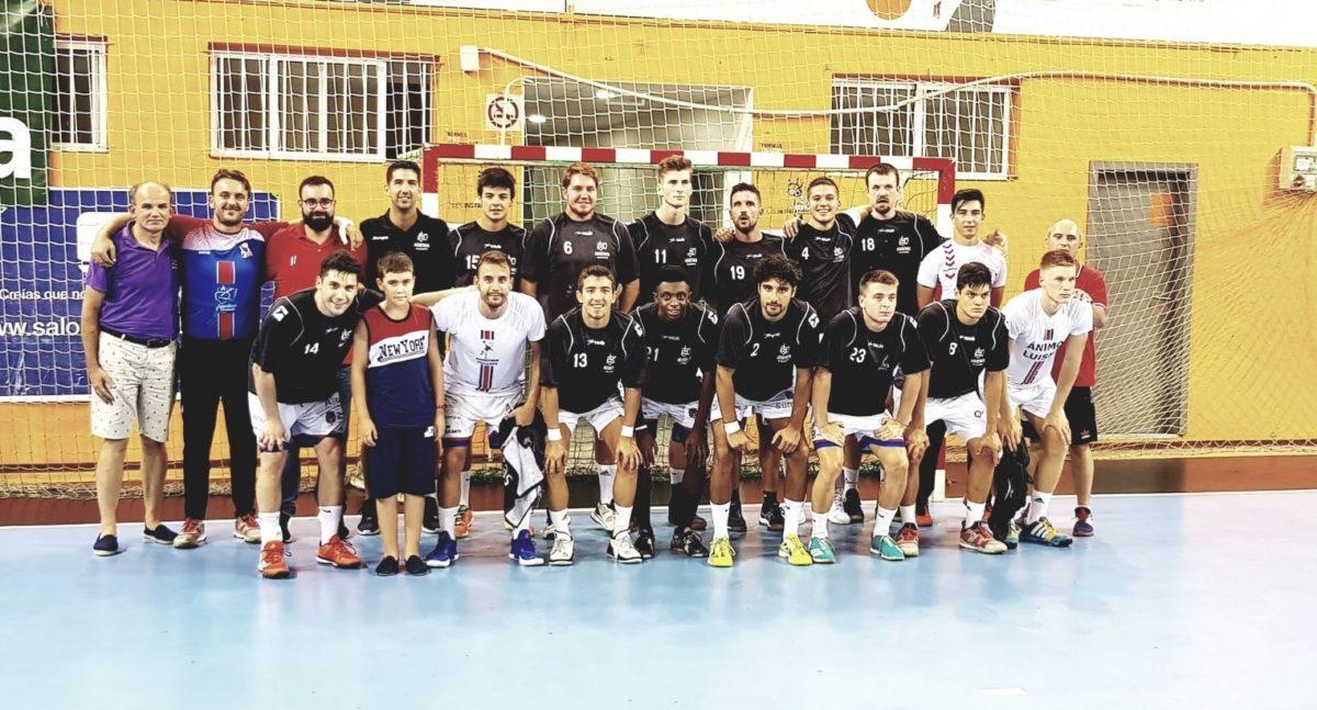 BM Benidorm y CD Agustinos, rivales en la 3ª ronda de la Copa del Rey