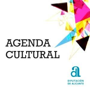 Agenda cultural Diputación alicante
