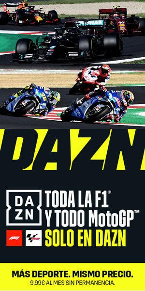 DAZN Motor 2021